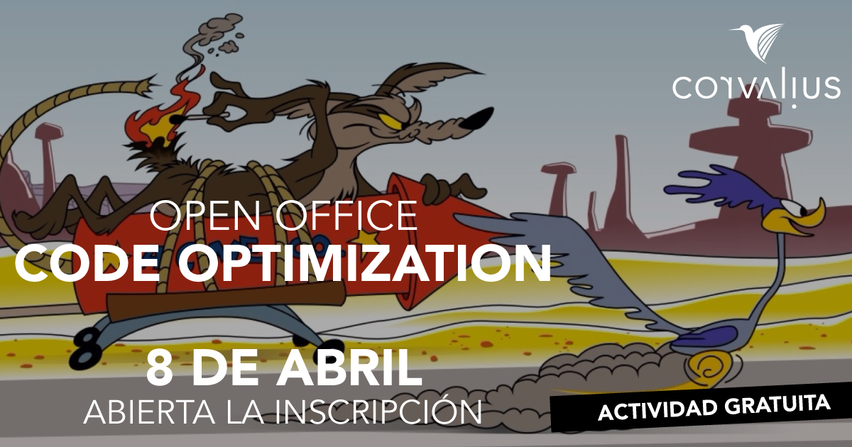Open Office - Code Optimization - Abril 2017